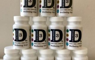 Vitamin D3 stevia gluten free chewable tablets The Spinal Answer